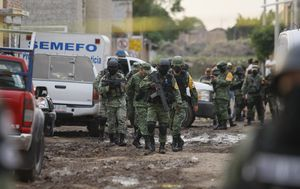 Mass shooting at Mexican drug rehabilitation clinic leaves 24 dead