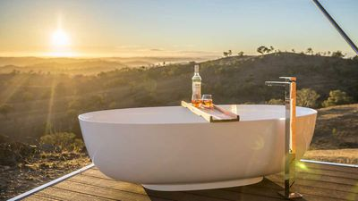 Australia's most heavenly hotel baths
