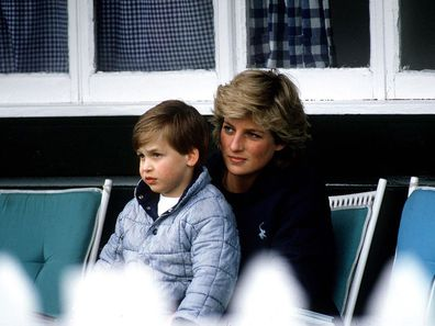 """Prince William has described the death of Diana as """"pain like no other pain""""."""