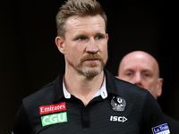 Damian Barrett calls for Nathan Buckley to stand down