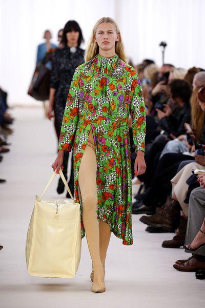 Balenciaga, spring/summer '17, Paris Fashion Week