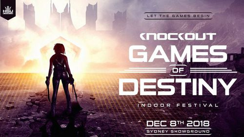 Police said 62 people were found with drugs at Knockout's Games of Destiny.