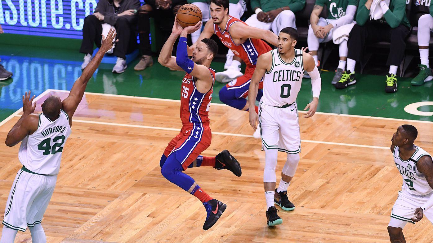 Ben Simmons needs to rebuild jump shot: Kobe Bryant