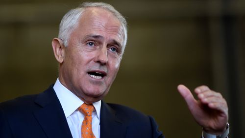 Malcolm Turnbull oversaw NBN plans. (AAP file image)
