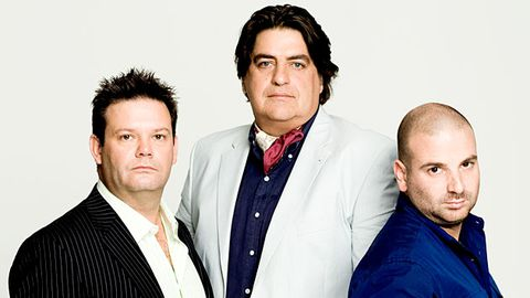 The British don't like Australia's Masterchef format