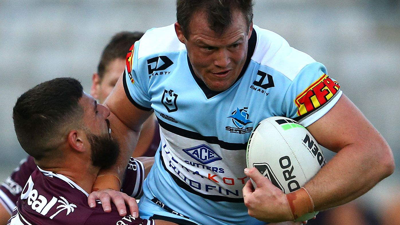 Sharks dealing with backline injury crisis, 'need' Roosters hopeful Josh Morris