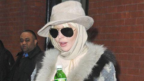 Lindsay Lohan put herself on house arrest to prevent probation screw-up