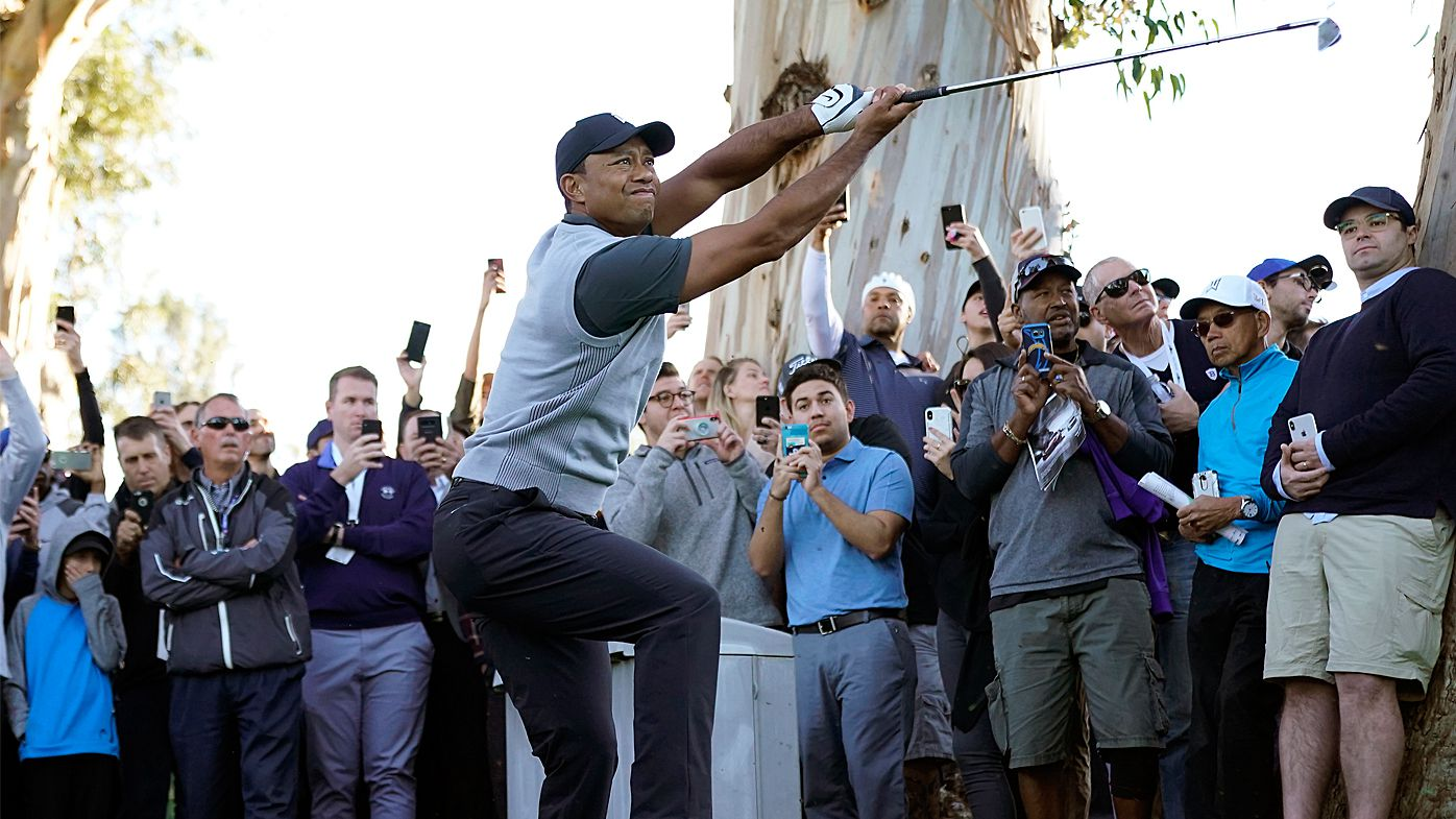 Golf: Tiger Woods returns to Riviera for LA Open