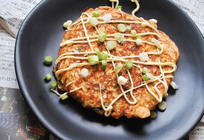 """<a href=""""http://kitchen.nine.com.au/2016/05/05/11/14/lowcarb-japanese-pancakes"""" target=""""_top"""">Low-carb Japanese pancakes</a><br /> <br /> <a href=""""http://kitchen.nine.com.au/2016/06/06/21/16/delicious-lowcarb-lunches-that-give-bread-the-boot"""" target=""""_top"""">More low-carb lunches</a>"""