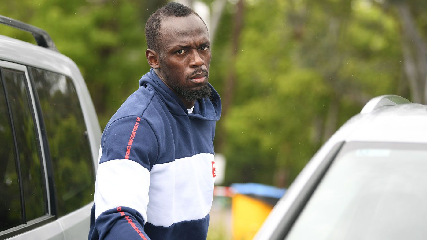 FFA boss confirms Mariners have made contract offer to Usain Bolt
