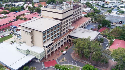 Queensland Health confirmed that the man, a dual Papua New Guinea / UK national, was transported via medivac from the country to Redcliffe Hospital on March 28 after his condition deteriorated.