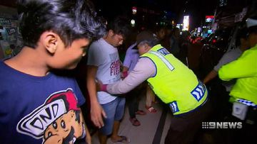 Bali overrun by 6000 Australian teens for Schoolies week