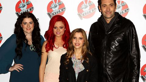 The Voice artists drop off the Aria charts already