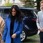 Meghan's mum Doria returns home after grandma duty