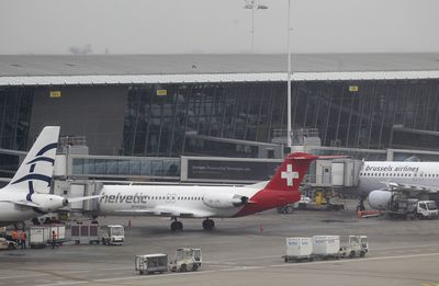 "<p>European airports have been the crime scene of some jewel thefts.</p> <p> </p> <p>In a carefully planned 2013 heist, thieves cut through a fence at the Brussels airport (pictured), drove to a Switzerland-bound plane and snatched an estimated $50 million in diamonds.</p> <p> </p> <p>In 2005, thieves threatened guards and hijacked an armored car from Dutch carrier KLM's cargo ramp at Amsterdam's Schiphol airport, a major European transport hub, making off with millions in diamonds and jewellery.</p> <p> </p> <p>Subsequent media reports put the value of the loot at up to $100 million. ""It was a secured area of the airport, so it's a big question how those people could get there,"" an airline spokesman said at the time.</p>"
