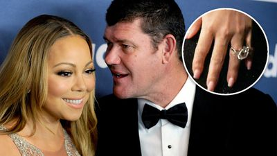 Mariah Carey sells James Packer's $13.2 million engagement ring
