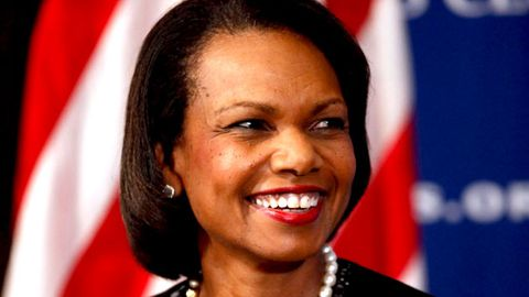 Now Condoleezza Rice will be on 30 Rock too