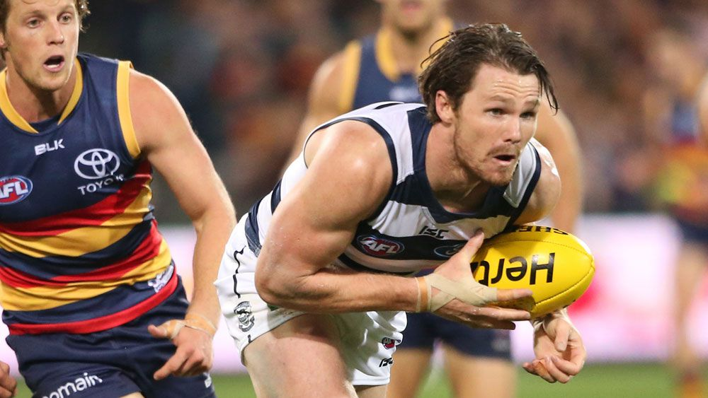 Geelong down Adelaide in AFL
