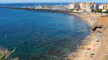 Cap d'Agde, France.