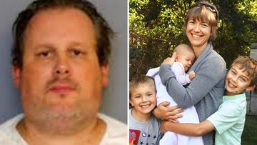 Father accused of killing family and pet dog near Disney World claims he wasn't there