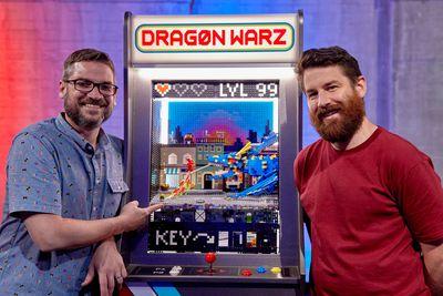 Dragon Warz | 80s Arcade Challenge