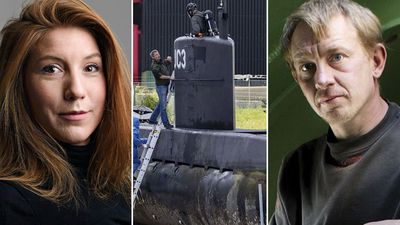 Inventor charged with Swedish journalist's submarine murder