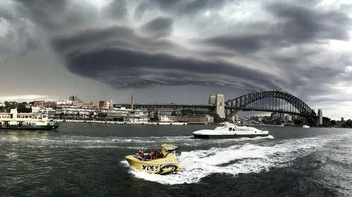 IN PICTURES: Sydney's wild week of storms (Gallery)