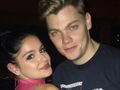 Ariel Winter shoots down engagement rumours after pic showed boyfriend Levi Meaden down on one knee