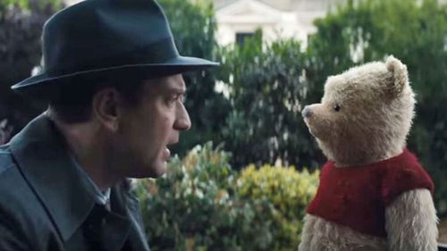 A screenshot from the upcoming movie 'Christopher Robin'.