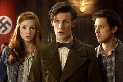 Doctor Who takes on Hitler in sneak peek