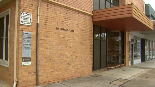 Police have said the allegations will impact the Wangaratta community. Picture: Ely Street Clinic. (9NEWS)