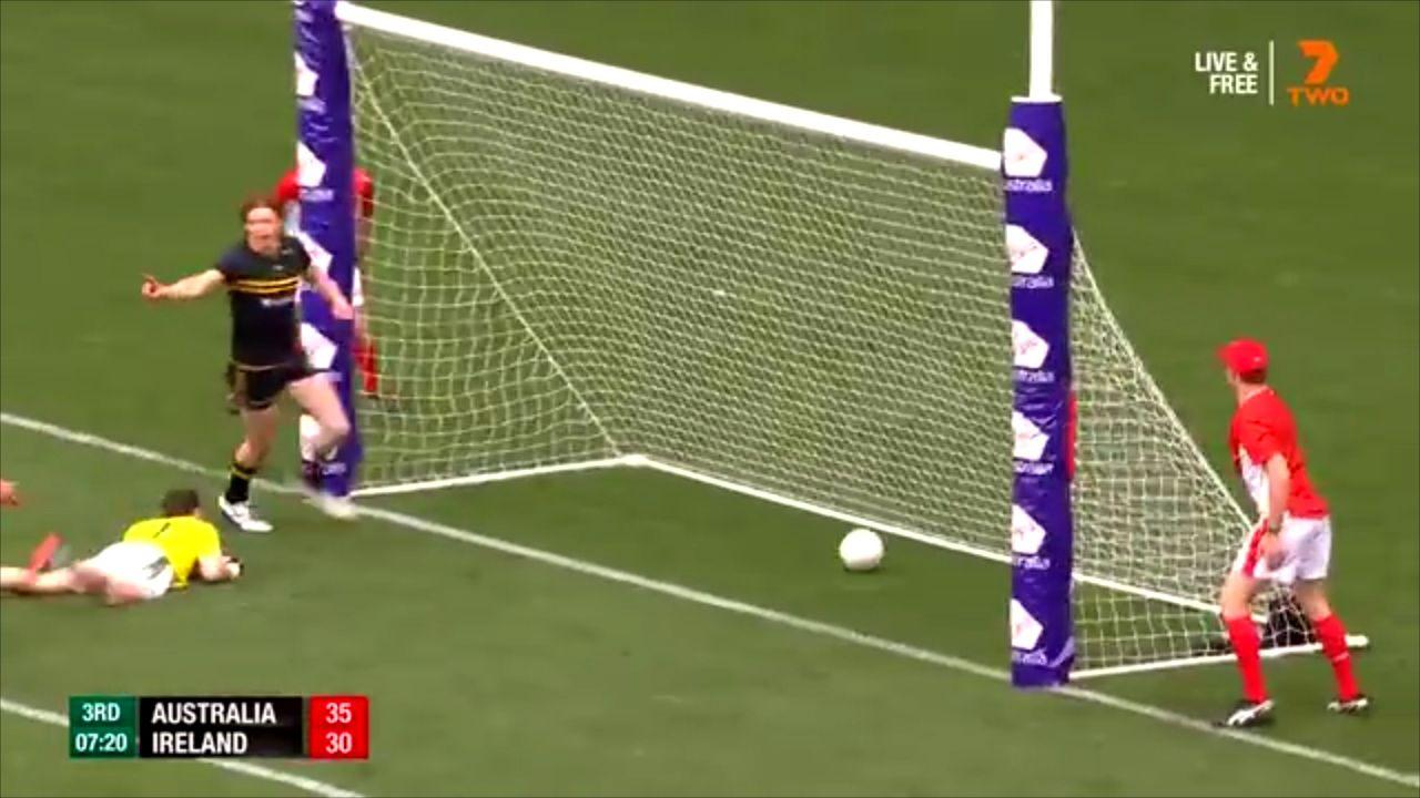 Fyfe scores brilliant goal