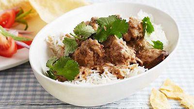 "Recipe: <a href=""http://kitchen.nine.com.au/2016/05/13/12/38/coconut-pork-curry"" target=""_top"">Coconut pork curry</a>"