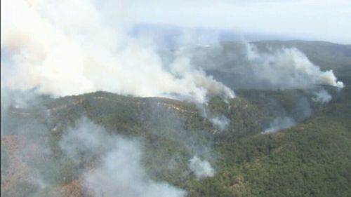 Evacuation after 4pm for people in Kennett River or Grey River is considered life-threatening. (9NEWS)