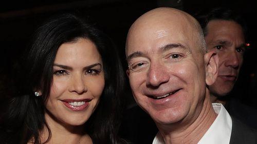 National Enquirer reporters trailed Jeff Bezos and Lauren Sanchez across the US.