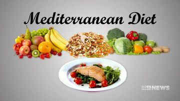 VIDEO: Depression may be treated with Mediterranean diet