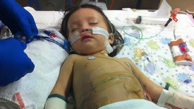Genevieve was diagnosed with a serious liver condition and put on the transplant list.