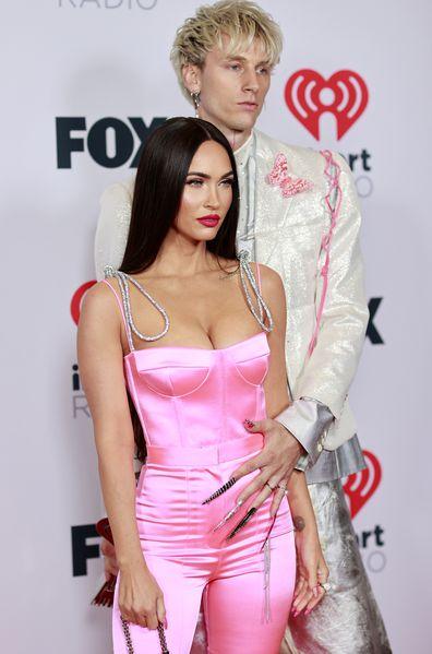 Megan Fox, Machine Gun Kelly