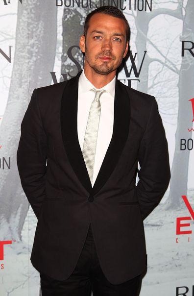Rupert Sanders arrives at the Snow White & The Huntsman Australian Premiere at Event Cinemas Bondi Junction in 2012.