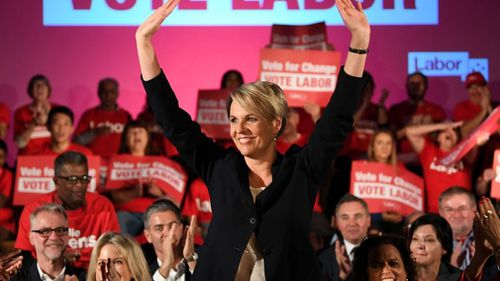 190518 Federal Election 2019 Tanya Plibersek Labor Party Sydney electorate victory Politics News Australia