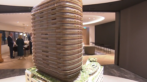 Sydney's iconic David Jones store is getting a multi-million dollar makeover