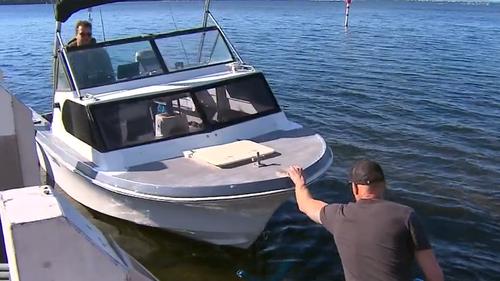 Fishermen have frightening encounter with monster great white shark