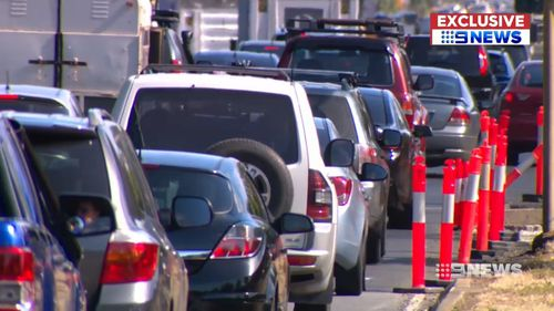 More than $20m in fines are raked in every year for unregistered driving.