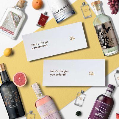Gin Lover's Valentine's Bundle