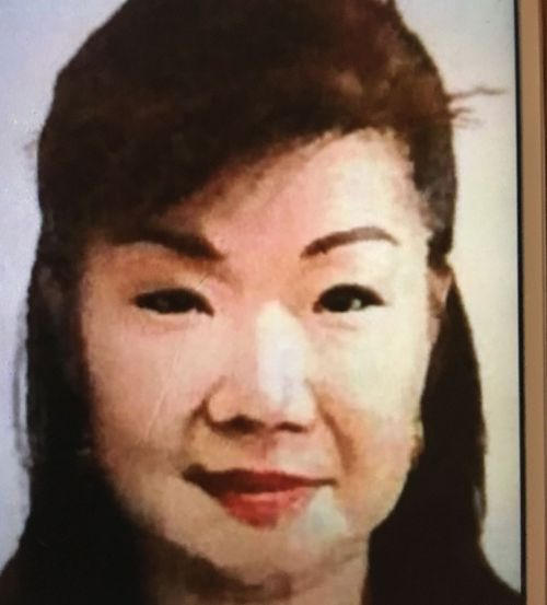A fisherman who found the body of Annabelle Chen stuffed in a suitcase in Perth's Swan River has testified he saw her foot poking out.