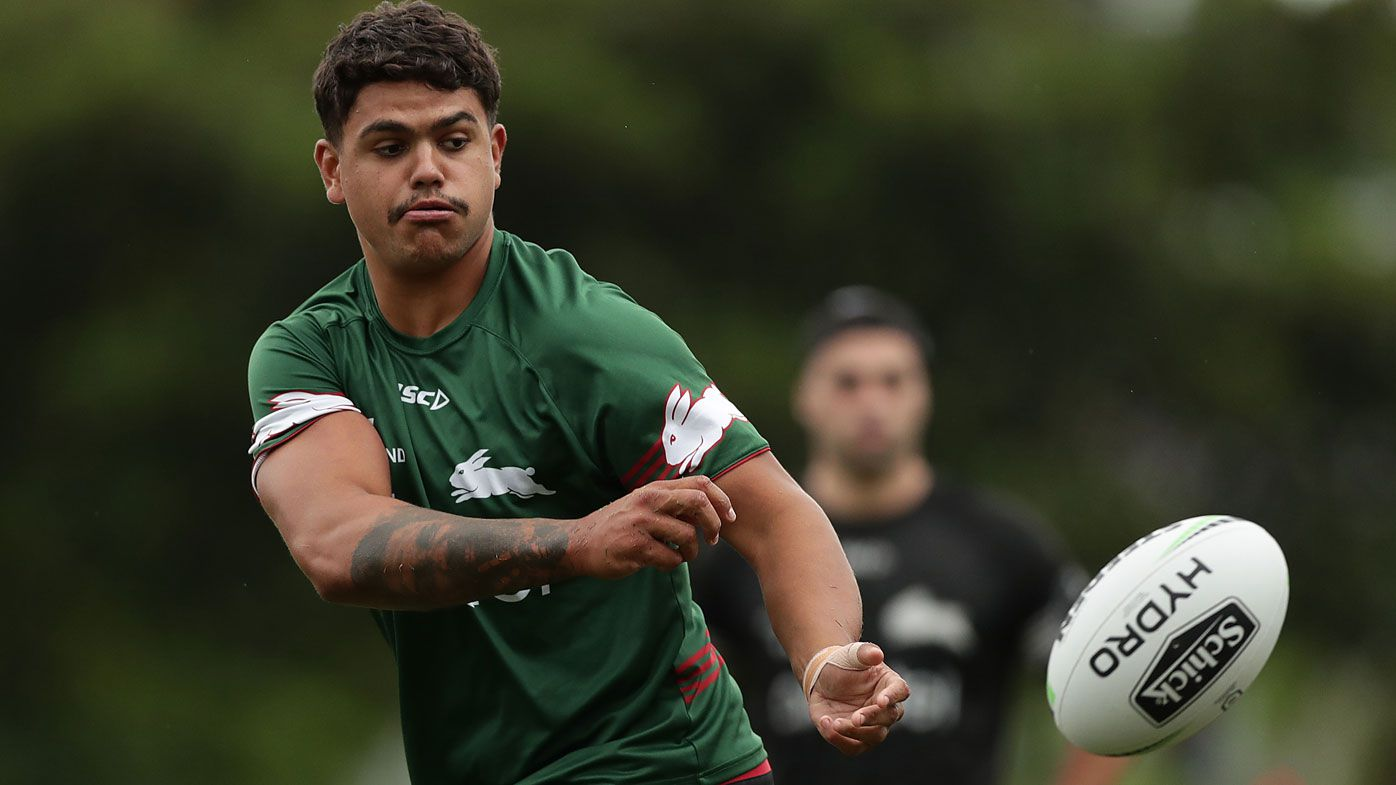 'He might have had enough': South Sydney star Damien Cook fears Latrell Mitchell could walk away from NRL