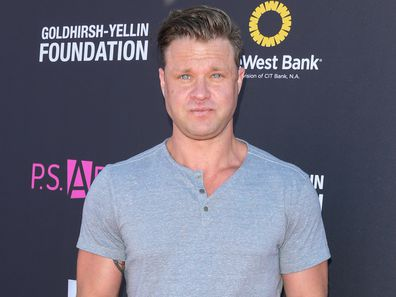 Zachery Ty Bryan attends the P.S. ARTS' Express Yourself 2016 event at Barker Hangar on November 13, 2016 in Santa Monica, California.