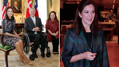 Crown Princess Mary visits Texas, March 2019