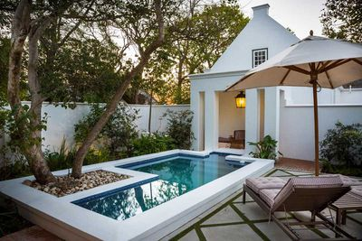 World's Most Romantic Retreat: Akademie Street, Franschhoek, South Africa