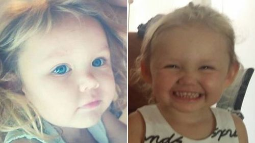 Police searching for three-year-old girl reported missing in Victorian town of Swan Hill